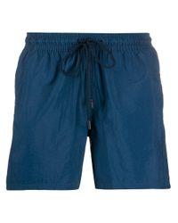 Плавки-шорты С Кулиской И Нашивкой-логотипом Etro для него, цвет: Blue