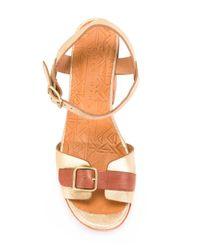 Chie Mihara - Brown Fasha Sandals - Lyst