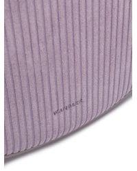 Wandler Hortensia バッグ M Purple