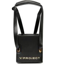 Y. Project アコーディオン ショルダーバッグ Black