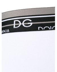 メンズ Dolce & Gabbana ロゴ ボクサーショーツ White