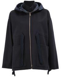 Moncler - Blue Anglesite Jacket - Lyst