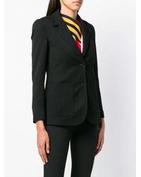 Fitted jacket Dondup en coloris Black
