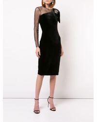 Sachin & Babi Bali ドレス Black