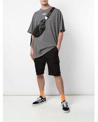 T-shirt à logo Off-White c/o Virgil Abloh pour homme en coloris Gray
