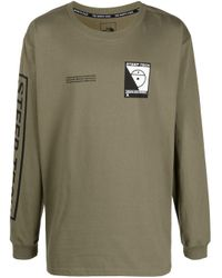 The North Face Steep Tech Tシャツ Green