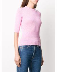 Etro ショートスリーブ セーター Pink