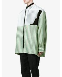 Raf Simons | White X Robert Mapplethorpe Ermes Printed Shirt for Men | Lyst