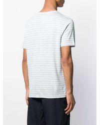 メンズ J.Lindeberg Coma ストライプ Tシャツ Multicolor