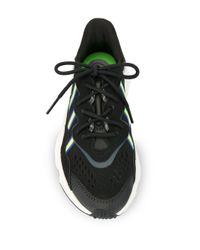 Zapatillas Ozweego con suela gruesa Adidas de color Black