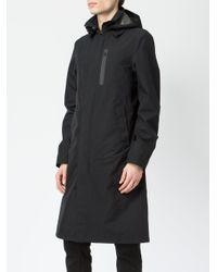 Herno - Black Classic Padded Coat for Men - Lyst
