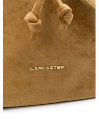 Lancaster Multicolor Bucket Shoulder Bag
