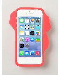 Philipp Plein Red 'j'adore' Iphone 5/5s Cover