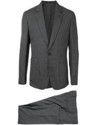メンズ Paul Smith シングルスーツ Gray