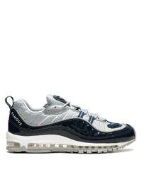 Nike 'Air Max 98 Supreme' Sneakers in Black für Herren