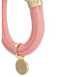 Osklen ペンダント ブレスレット Pink