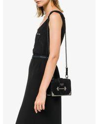 Prada Black Diagramme Cahier Bag