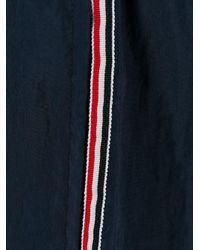 Плавки-шорты С Логотипом Thom Browne для него, цвет: Blue