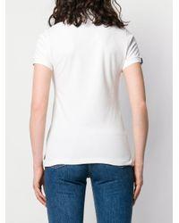 Rossignol パッチ ポロシャツ White
