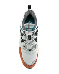 Karhu - Gray Fusion 2.0 Helsinki Run Pack Sneakers for Men - Lyst
