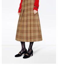 Туфли-лодочки 'sylvie GG' Gucci, цвет: Multicolor