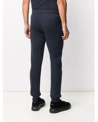 Moschino Jogginghose mit doppeltem Fragezeichen in Blue für Herren