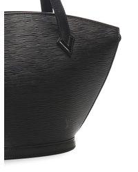 Bolso shopper Epi Saint Jacques PM 1994 pre-owned Louis Vuitton de color Black