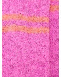 Mid-calf Hockney socks di Rachel Comey in Pink