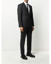 メンズ HUGO ツーピース スーツ Black