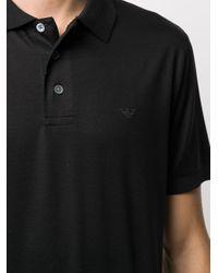 メンズ Emporio Armani ポロシャツ Black