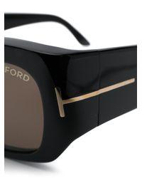 Tom Ford Black Rodrigo 02 Sunglasses