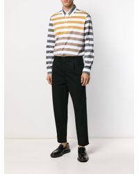 メンズ Missoni グラデーション ストライプセーター Multicolor