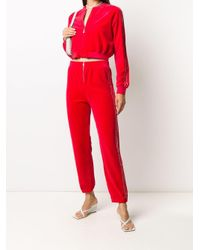 Джоггеры С Кристаллами Swarovski Juicy Couture, цвет: Black