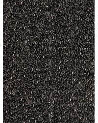 Christian Koban Black Woven Necklace