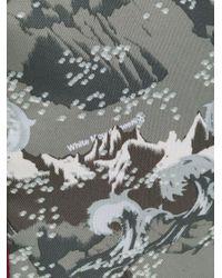 Borsa a spalla con stampa di Eastpak in Multicolor da Uomo