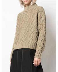 Co. ケーブルニット セーター Multicolor