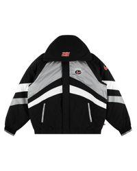 Giacca sportiva con logo di Supreme in Black da Uomo
