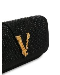 Versace Virtus バッグ Black