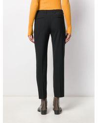 Зауженные Брюки Средней Посадки Calvin Klein, цвет: Black