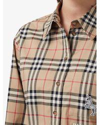 Burberry ヴィンテージチェック シャツ Multicolor