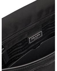 Prada Black Messenger Bag for men