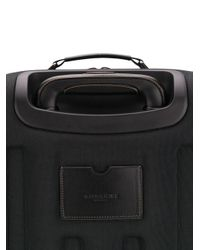 COACH Bagage Met Logo in het Black