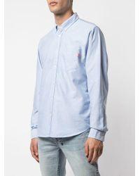 Camicia button-down di Supreme in Blue da Uomo