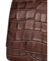 By Far Nutella バッグ Brown