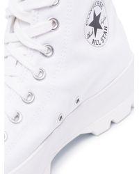 Converse White »Chuck Taylor All Star LUGGED HI«