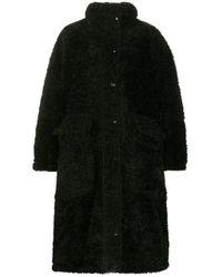 DIESEL リバーシブル コート Black