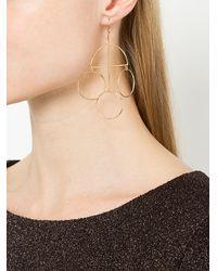 Petite Grand - Metallic Dora Maar Earrings - Lyst