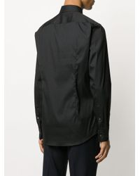 Chemise classique BOSS pour homme en coloris Black