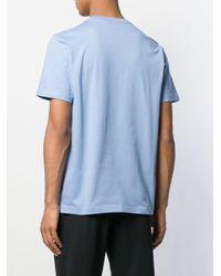メンズ PS by Paul Smith Fuuun! Tシャツ Blue