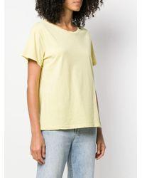 MASSCOB Yellow 'Novo' T-Shirt